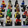 樂高 LEGO 8805  第5代人偶包 minifigures 一組共16支
