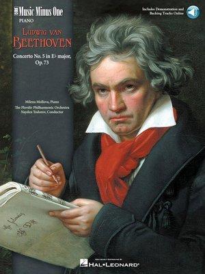 【599免運費】Beethoven – Concerto No. 5 in E-flat Major, Op. 73