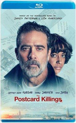 【藍光影片】明信片殺戮 / THE POSTCARD KILLINGS (2020)