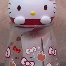 7-11 hello kitty立體公仔玻璃樽全新有盒旺角交收