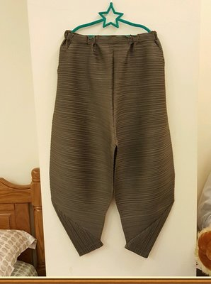 [ COCO馬 ] 全新正品pleats please 造型褲