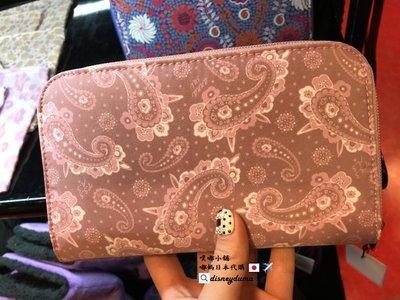 【噗嘟小舖】全新現貨 特價 日本境內購入 ANNA SUI 安娜蘇 布面長夾 皮夾 皮包 生日禮物 情人節 送禮