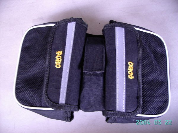 POKO折疊車、自行車小馬鞍包有附加手機袋、座椅包、單車包、後車包、車尾包 腳踏車