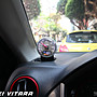 【精宇科技】Suzuki Vitara 專用 冷氣出風口渦輪錶 RGB GAUGE 水溫錶
