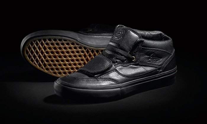 { POISON } VANS SYNDICATE MAX SCHAAF MOUNTAIN EDITION 聯名鞋款