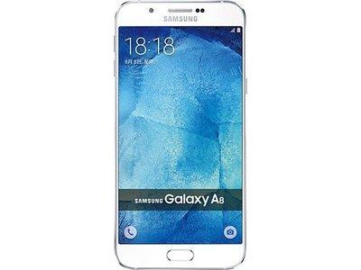 《亞屴電訊》SAMSUNG GALAXY A8 4G 八核 5.7吋 32G 檯面展示新機 白色 金色 特價4500元 台南市
