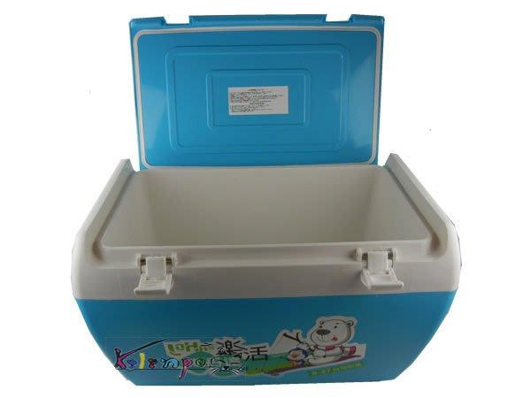 [奇寧寶雅虎館] 400027-27 斯丹達釣魚專用冰箱冰桶25L(S27/可放機車)/行動戶外休閒保冰保溫保活餌海釣