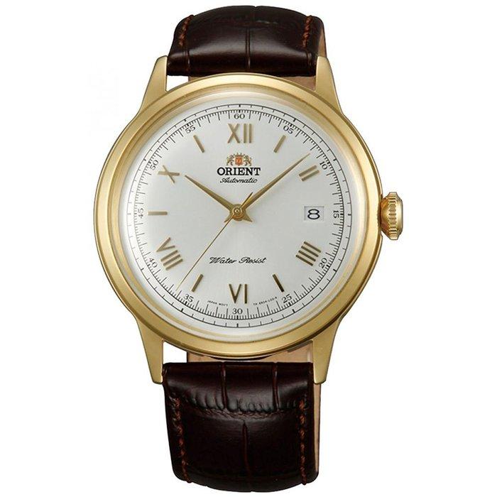 ORIENT 東方錶 日本原廠經典簡潔機械錶款,金色 (FER24009JW0) 免運
