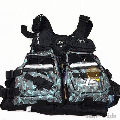 《三富釣具》DK漁鄉 救生衣 AGILITY戰鬥系 YS-M01G/YS-M02K F 均一價 歡迎詢問