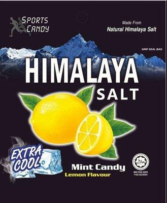 BF 薄荷玫瑰鹽檸檬糖180克(15克*12包) big foot 馬來西亞必買
