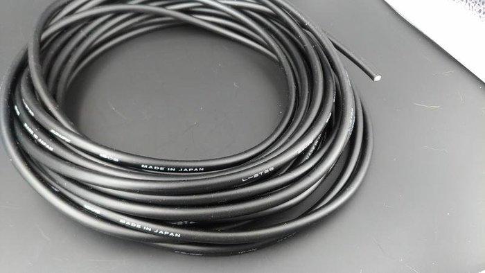 「Cecile音樂坊」Cr-3core-2 ~日本製 耳機專用三股線材,訂做與材料價