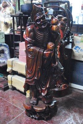 木雕雕刻藝術奇木專賣- 濟公 大陸紅豆杉