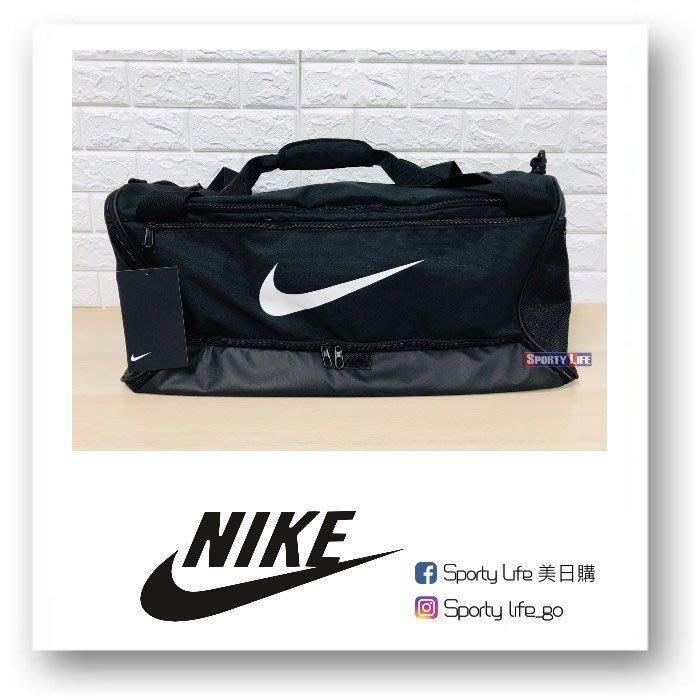 【SL美日購】Nike Brasilia MD 行李袋 旅行袋 運動包 健身袋 黑色 Duffle 大包包 健身包