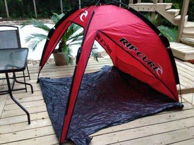 露營沙灘帳篷 Rip Curl Beach Hut Tent