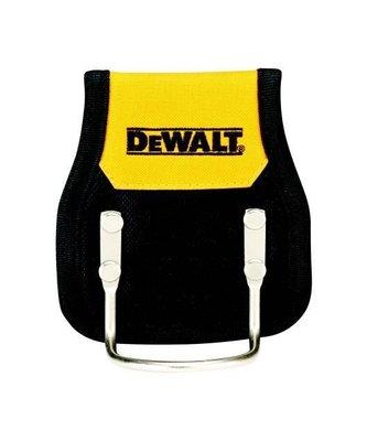 景鴻五金 公司貨 DEWALT 得偉  DWST1-75662 工具槌套 腰掛鐵鎚扣環袋 鐵鎚工具套 鐵鎚架 含稅價