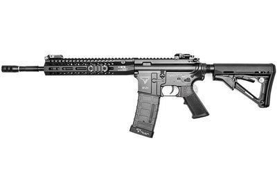 台南 武星級 BELL TTI M4 電動槍 ( BB槍BB彈M16玩具槍MP5狙擊槍UZI衝鋒槍M4卡賓槍AR步槍41