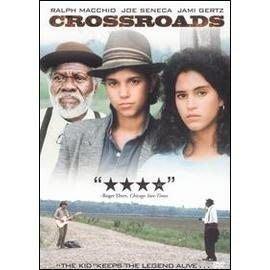 藍調 全新美版 DVD  CROSSROADS  STEVE VAI (藍調 電吉他 重金屬) 超級推荐 : 十字街頭