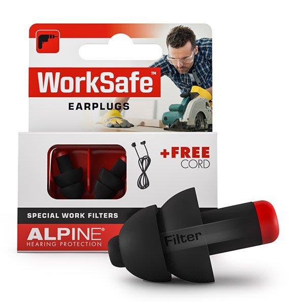 (有發票)荷蘭 WorkSafe 工作濾音器 (工廠/工地) 比泡棉耳塞好 ,因可聽到周遭聲 (大量購買有優惠價)