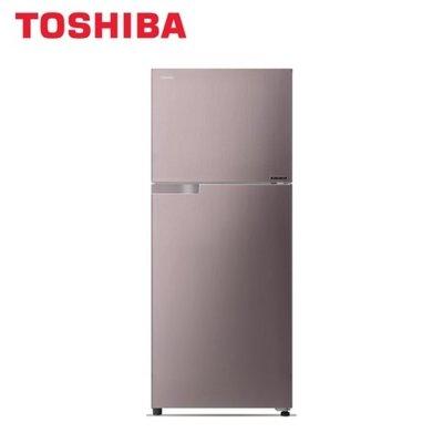 泰昀嚴選 TOSHIBA 東芝 510 公升 雙門變頻電冰箱 GR-A55TBZ-N 線上刷卡免手續 全省配送安裝