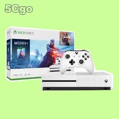 5Cgo【聯強】Microsoft XBOX ONE S 1TB 《戰地風雲5》 同捆組   一年保固