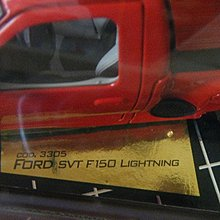 Burago cod.3305 Ford SVT F150 Lightning 1/18 ..made in Italy