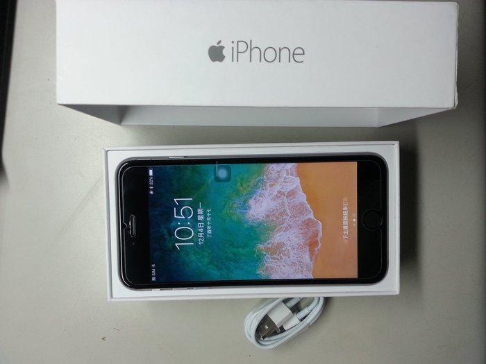 Apple iPhone 6 Plus 64G 5.5吋 銀色 品相好全正常(無盒裝)