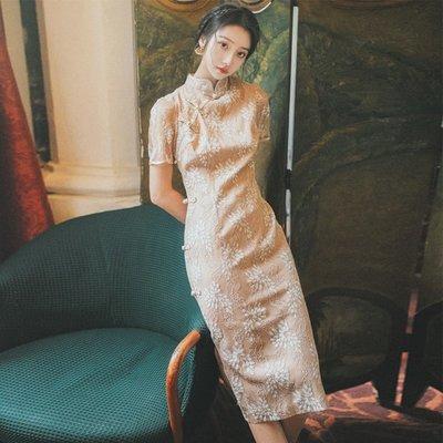 5Cgo【鴿樓】維多利亞法式複古裙法國...