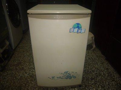 二手小冰箱 中古小冰箱 東元單門小冰箱 90公升 只賣2500元含保固哦!