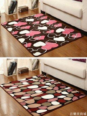 精選  珊瑚絨加厚地毯現代簡約臥室客廳茶幾沙發滿鋪床邊飄窗長方形地毯