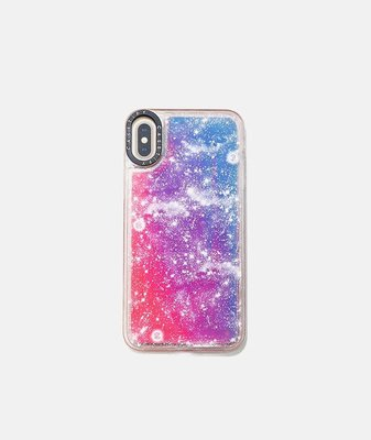 (A.B.E)CLOT STARS ALL OVER NEON SAND IPHONE CASE X/XS XS/MAX XR 手機殼