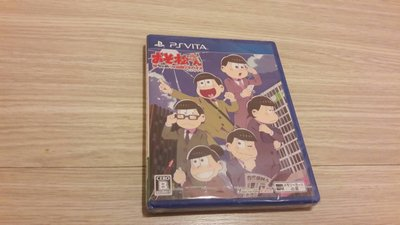 全新 PS Vita PSV 小松先生 THE GAME 瘋狂就職建議 -Dead or Work- 售1750