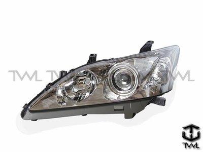 《※台灣之光※》全新LEXUS凌志ES350 ES240 10 11 12年原廠樣式HID晶鑽魚眼大燈 台灣製