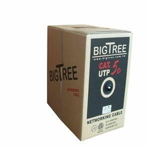 【0582】BIGTREE CAT.5e UTP 網路線