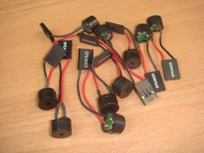 [創技電腦] 蜂鳴器 小喇叭 系統喇叭 主機板小喇叭  二手良品 實品拍攝 台中市