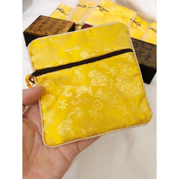 【NAINAIS】泰國佛牌聖物項鍊手鏈符管專用收納袋 佛牌袋子 錦囊 外出袋 結緣價60