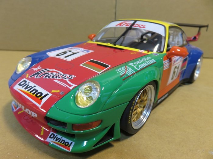 =Mr. MONK= GT SPIRIT Porsche 911 GT2 LM (993)