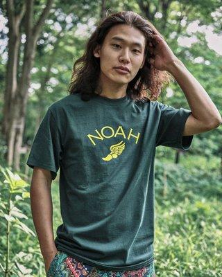 【日貨代購CITY】2020SS NOAH + NYC Winged Foot Motto Tee 奧運 短T 現貨