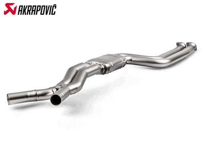 【樂駒】Akrapovic BMW M2 COMPETITION F87 鈦合金 Titanium 連接段 排氣管 系統