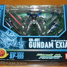 HCM PRO SP-005 GN-001 GUNDAM EXIA 金屬色