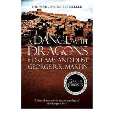 冰與火之歌 英文原版 A Dance With Dragons Part 1 Dreams and Dust (A S@yi88378