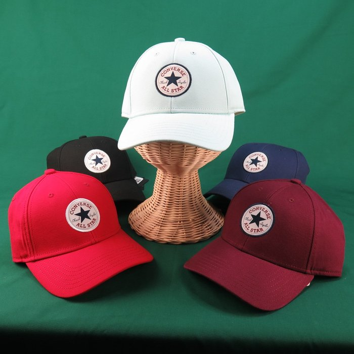 【iSport代購】Converse 經典LOGO 棒球帽 後可調式 1000 - 5色