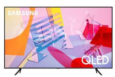 【來電議價免運】SAMSUNG 三星 43吋 4K QLED 量子智慧液晶電視 QA43Q60TAWXZW