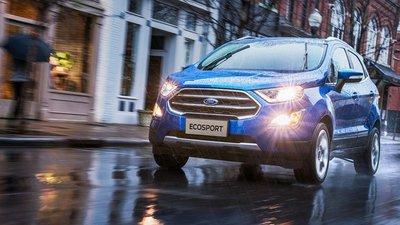 Ford Ecosport 16~18年 無螢幕升級專用9吋~安卓主機*導航*藍芽*YouTube*網路電視*線上音樂