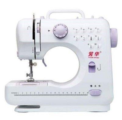 縫紉機10 Stitches Multifunction Electric Overlock Sewing Machine