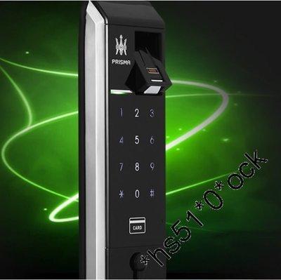 ✔ 韓國 H-GANG 電子門鎖  可用指紋,拍咭,密碼及後備匙