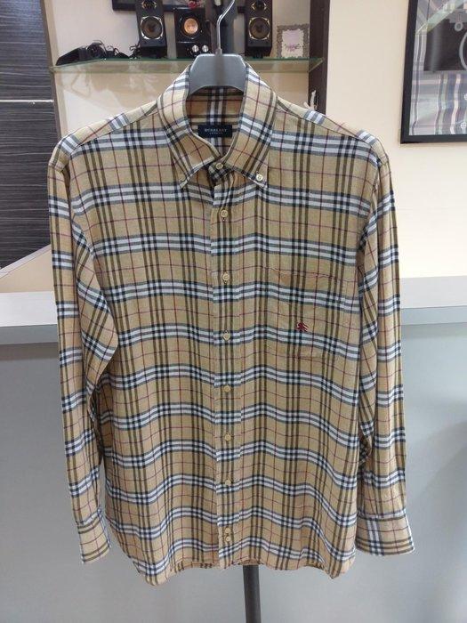 BURBERRY 經典條紋襯衫