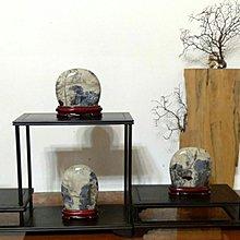 《日月水》廣西國畫石石架長108高28