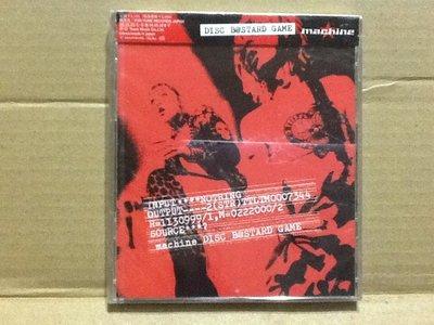 ~拉奇音樂~ machine /  DISC BASTARD GSME  日本版  全新未拆封。團。