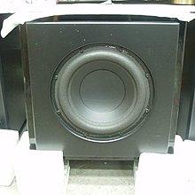 SUB-WOOFER 超低音喇叭音箱8吋80watts實店發售(鴨記158) SUNFUNG MODEL SF-SA80