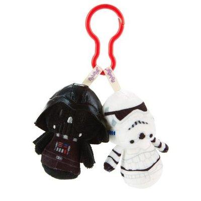 現貨 美國 Hallmark Star Wars 星際大戰 熱賣款 黑白武士 包包掛飾 鑰匙圈 娃娃 公仔 吊飾 生日禮
